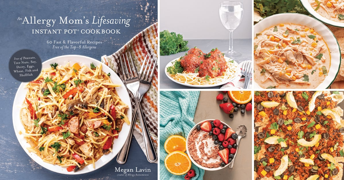 allergy mom lifesaving instant pot cookbook review
