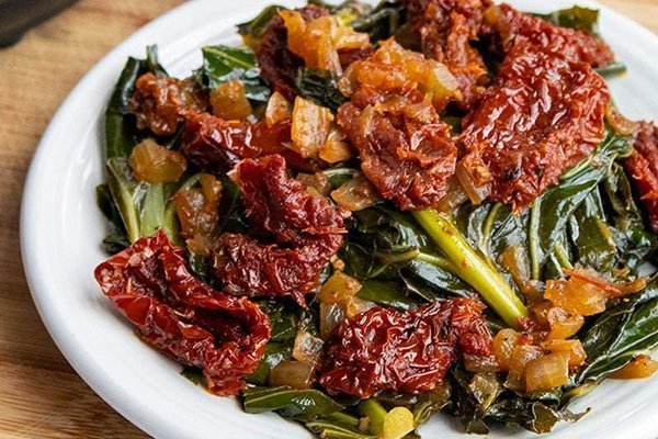 What To Cook In Your Instant Pot In May Collard Greens
