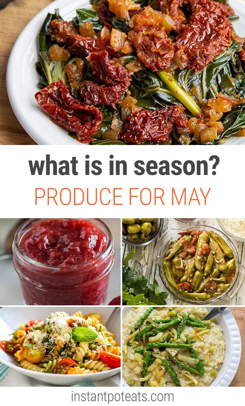 What To Cook In Your Instant Pot In May