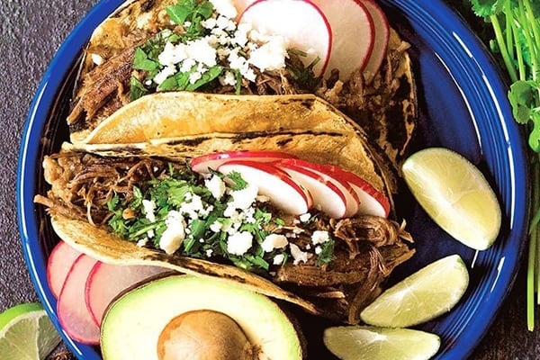 Instant Pot Mexican Recipes - Shredded Beef Tacos