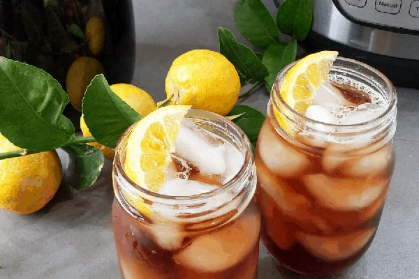 35+ Summer Friendly Instant Pot Recipes Sweet Tea