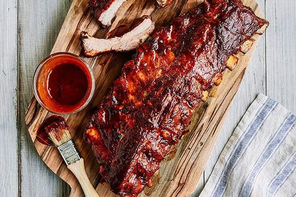 35+ Summer Friendly Instant Pot Recipes BBQ Ribs Keto