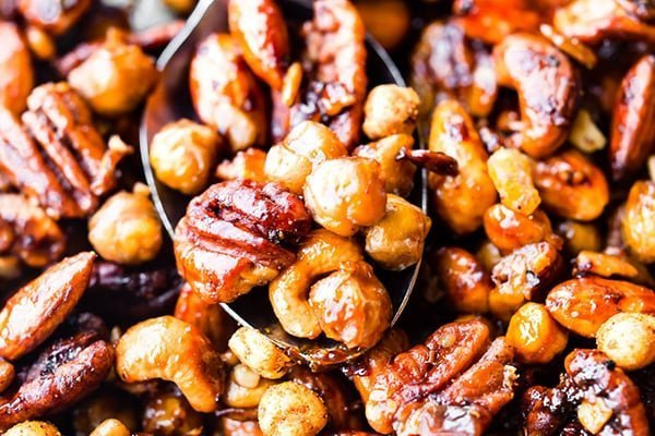35+ Summer Friendly Instant Pot Recipes Candied Chickpea Cajun Trail Mix