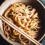 Instant Pot Sticky Rice Noodles