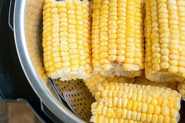 Instant Pot Corn (From Frozen)