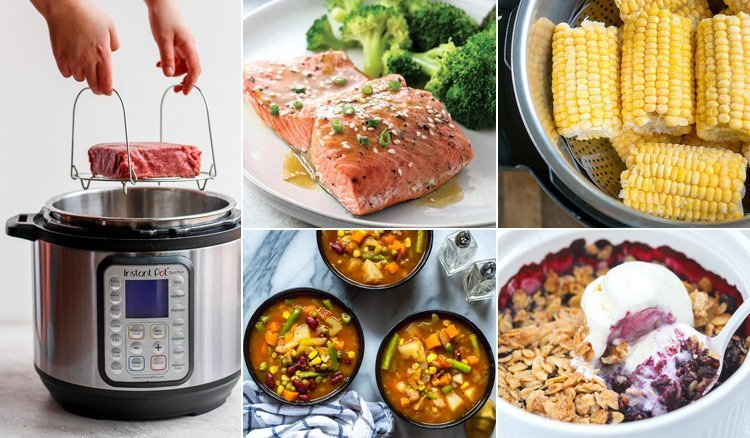 Instant Pot Frozen Food Recipes