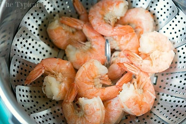 Instant Pot Shrimp From Frozen