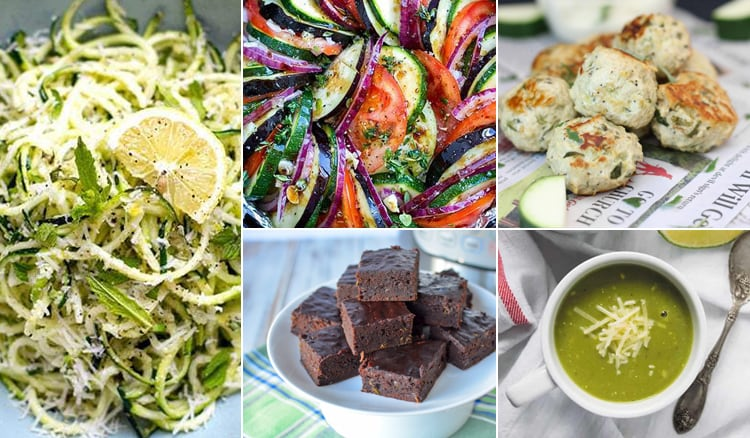 Instant Pot Zucchini Recipes
