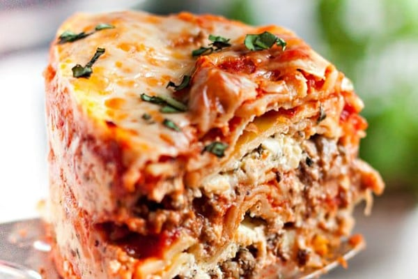 Instant Pot Italian Recipes Lasagna