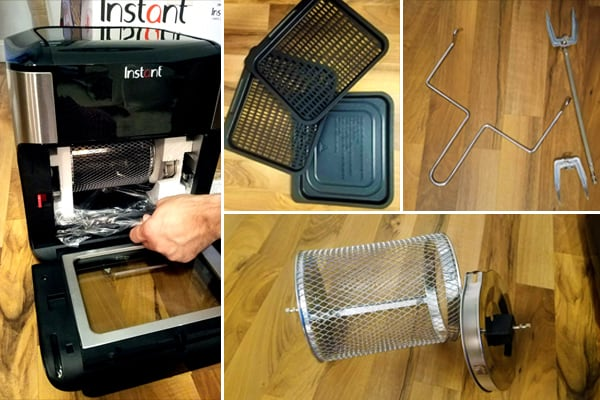 Instant Vortex Air Fryer Parts