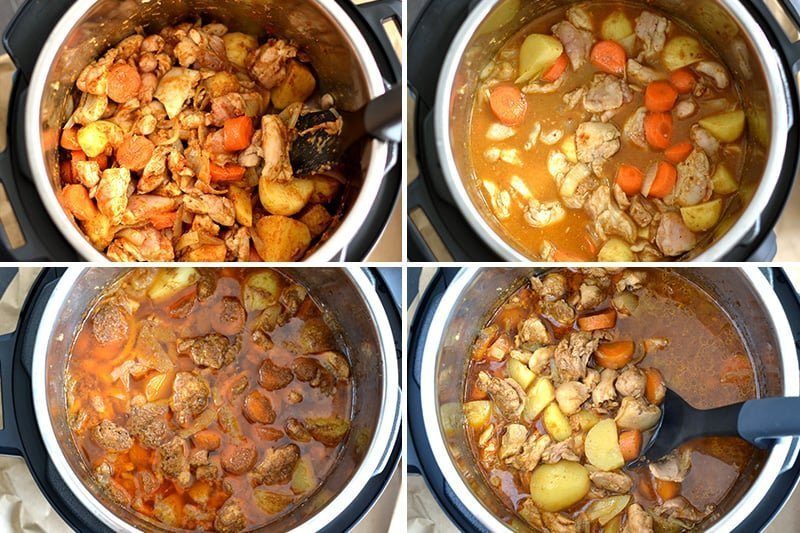 How to make Japanese curry in the Instant Pot