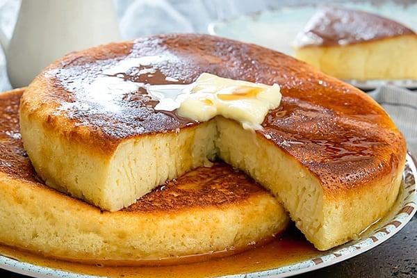 Giant Instant Pot Pancake