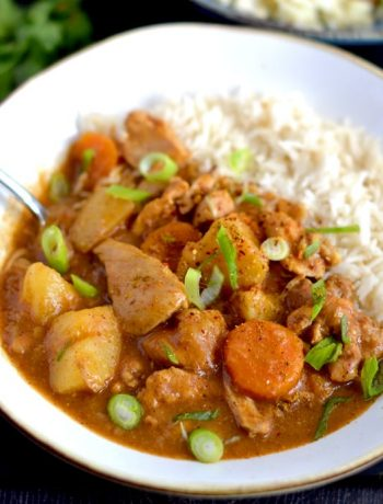 Instant Pot Japanese Curry