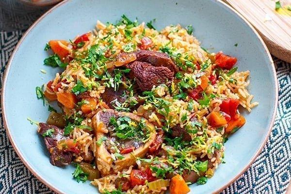 Instant Pot Italian Recipes Osso Buco Rice