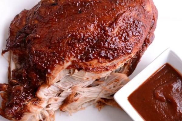 Instant Pot Barbecue Turkey Recipe