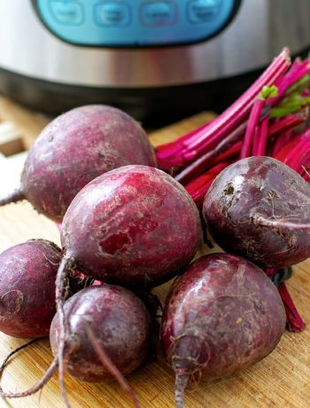 Easy Instant Pot Beets
