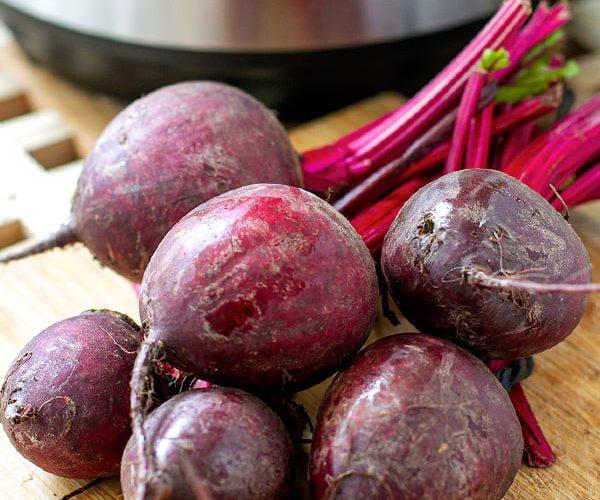 Easy Instant Pot Beets