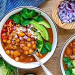 Instant Pot Chili With Pumpkin & Beans (Vegan, Gluten-Free)
