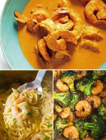 Best Instant Pot Shrimp Recipes