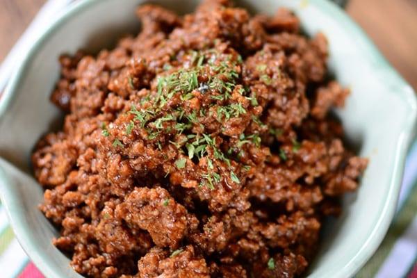 Instant Pot Copycat Taco Bell Beef Recipe