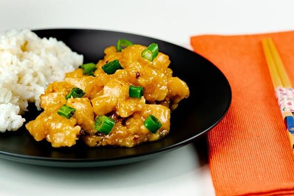 Instant Pot Orange Chicken (Panda Express Copycat)