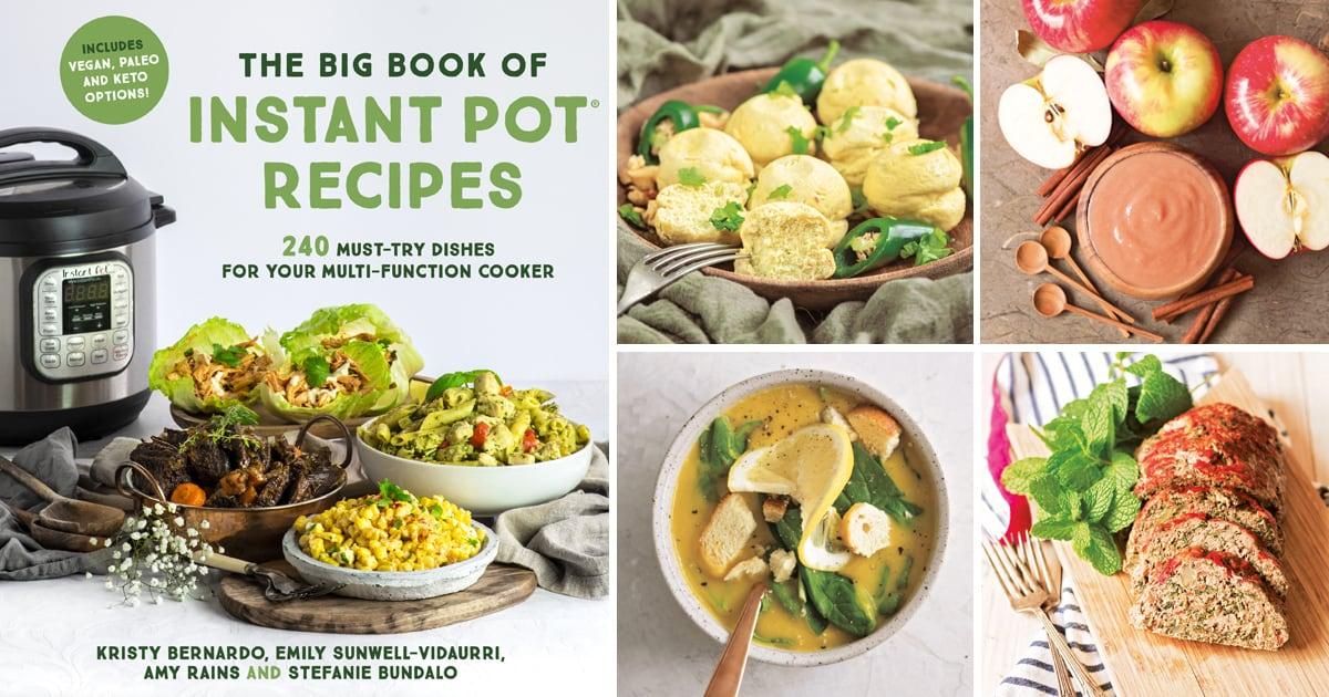 Cookbook review: The Big Book of Instant Pot Recipes