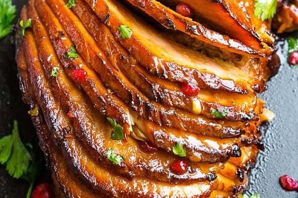Keto Instant Pot Holiday Ham