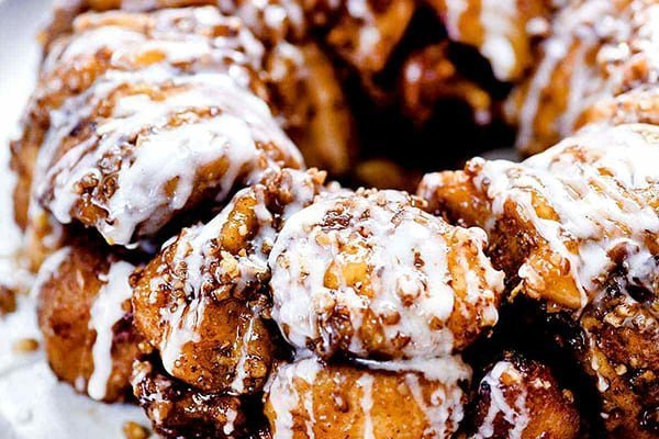 Instant Pot Monkey Bread Bundt Cake
