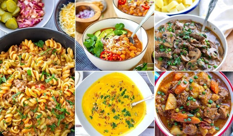 21 Perfectly Cozy Instant Pot Recipes For Fall