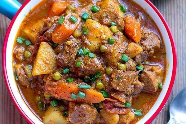instant pot lamb stew morrocan