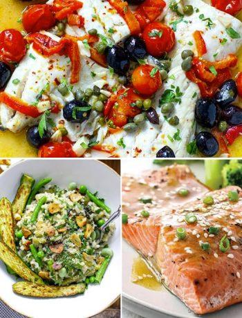 Instant Pot Mediterranean Diet Recipes