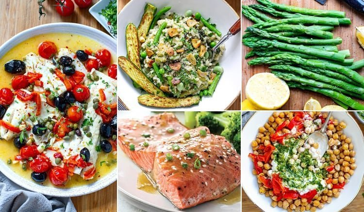 Instant Pot Mediterranean Diet Recipes