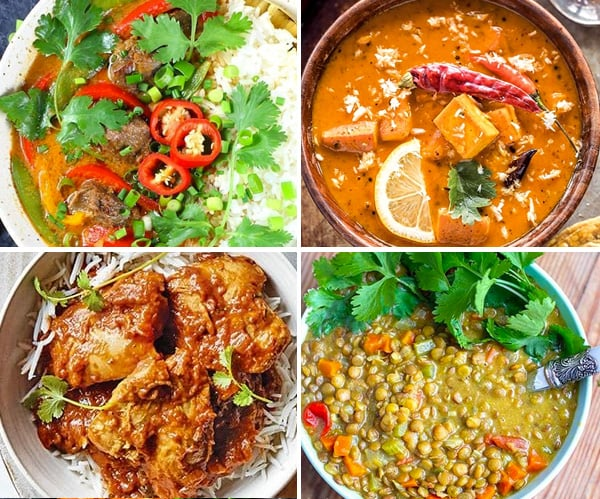 Instant Pot Curry Recipes
