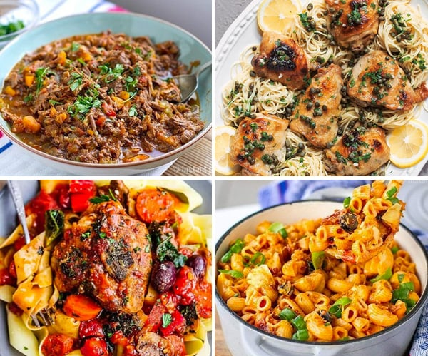 Instant Pot Italian Recipes