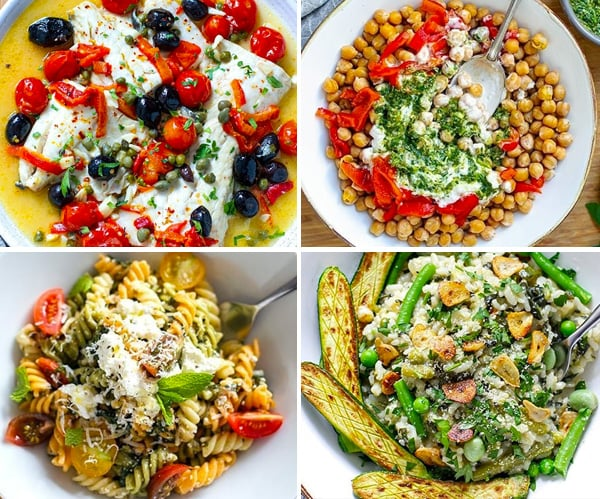 Instant Pot Mediterranean Recipes