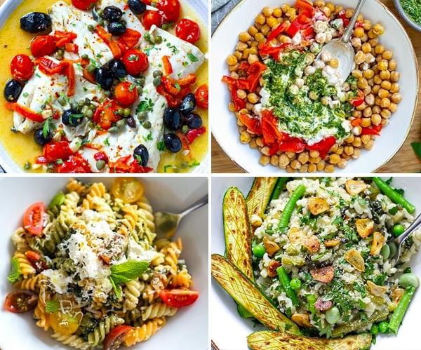 Instant Pot Mediterranean Recipes