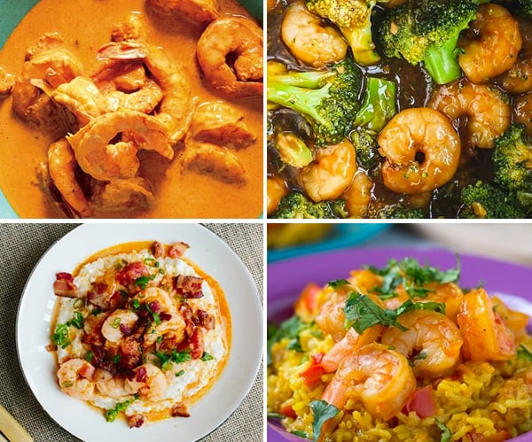 Instant Pot Shrimp Recipes