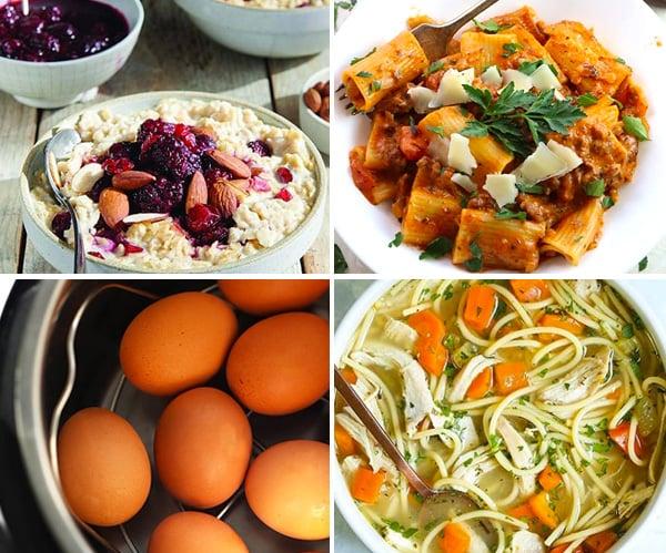 Instant Pot student meals