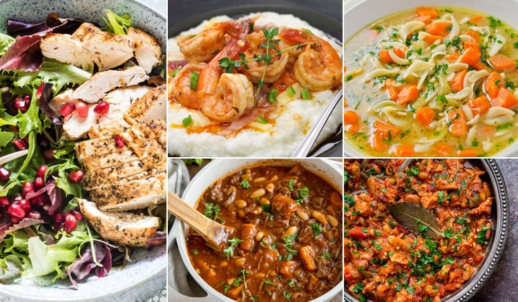 Weight Watchers Instant Pot Recipes (With Points)