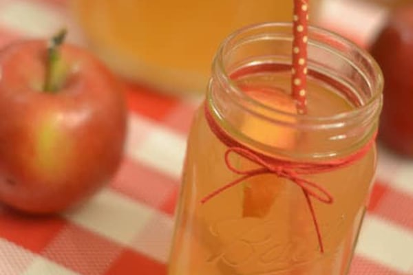 Instant Pot Apple Cinnamon Detox Water