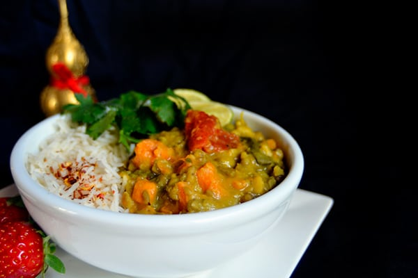 Ayurveda Kitchari – Vegan Mung Bean Stew to Detox & Cleanse