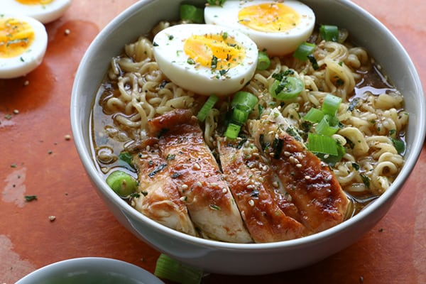 Instant Pot Chicken Ramen