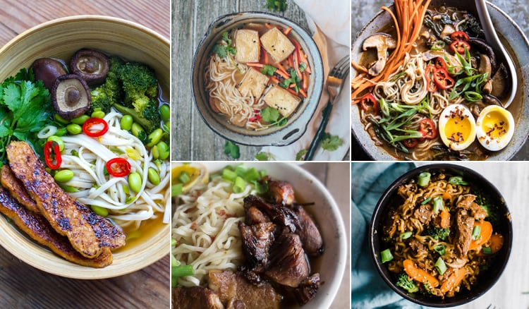 Instant Pot Ramen Recipes
