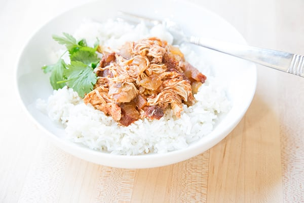 Instant Pot Chicken Vindaloo