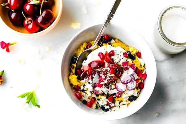 Healing AIP Instant Pot Breakfast Porridge