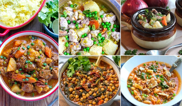 Healthy Instant Pot Winter Stews