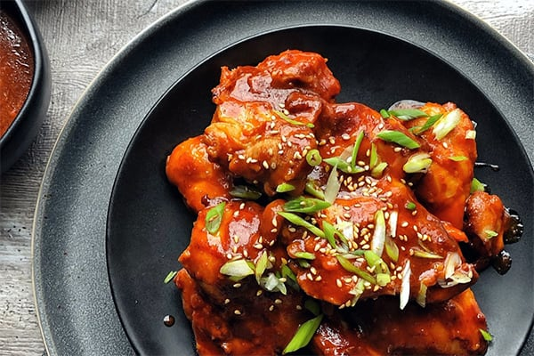 KOREAN SPICY CHICKEN