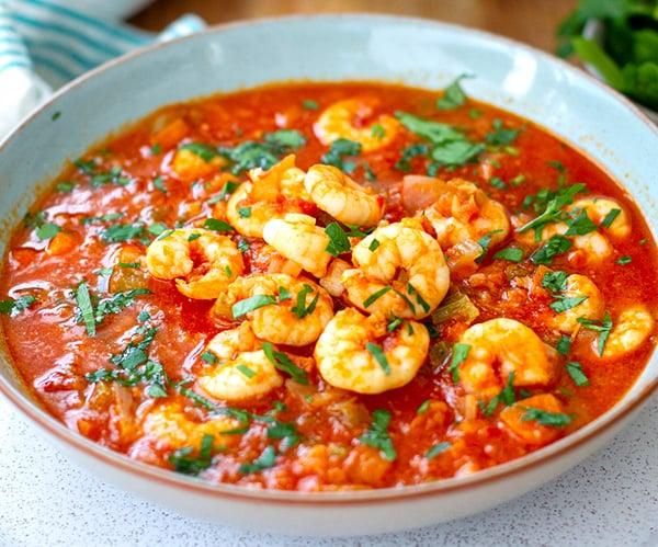 Instant Pot Shrimp Recipe