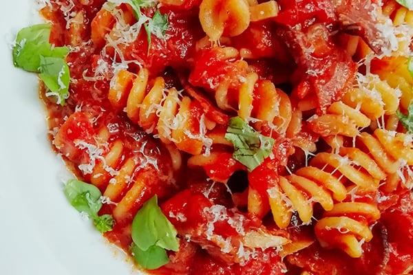 Instant Pot Pasta All'Amatriciana