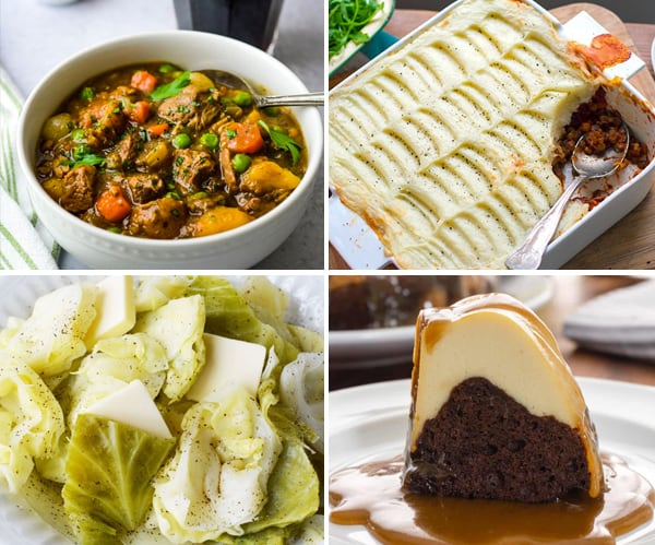 Irish Inspired Instant Pot Recipes
